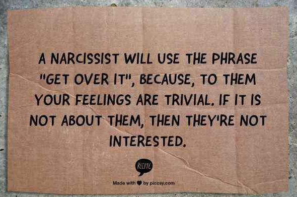 Narcissists Won't Validate Your Feelings