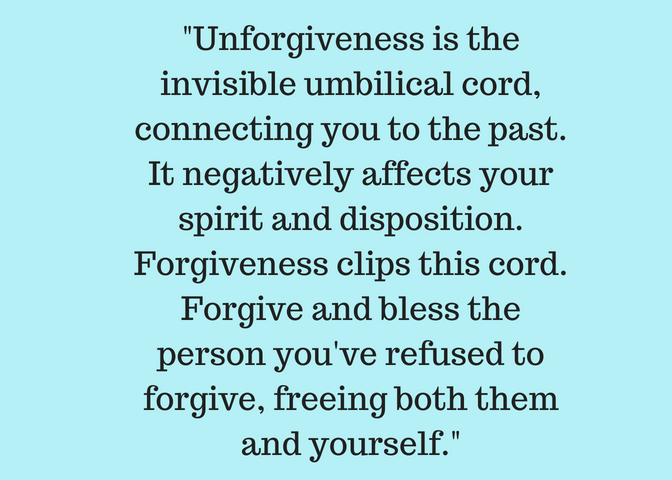 quote on forgivenes