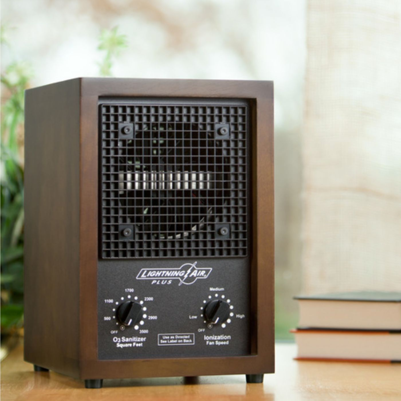 lightening air purifier picture