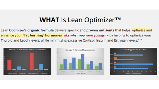 lean optimizer graphic