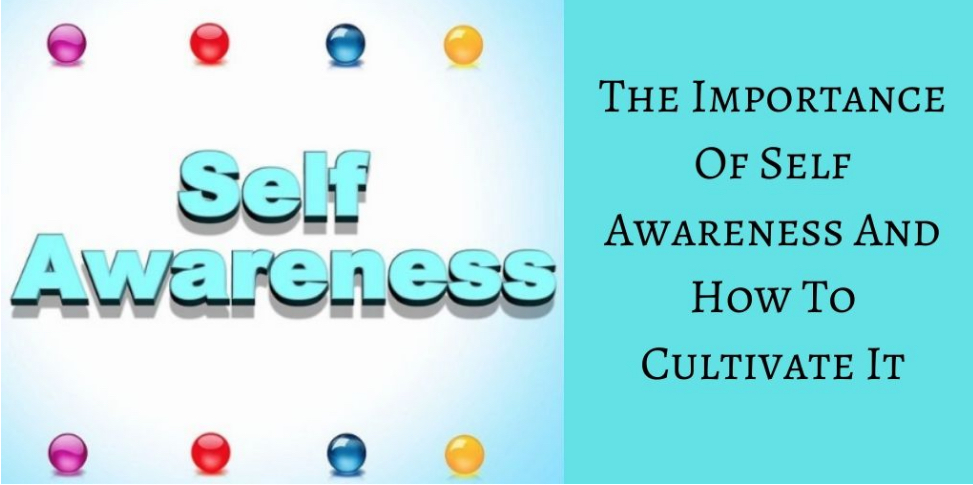 "How To Become More Self Aware - The Words ""Self Awareness"""