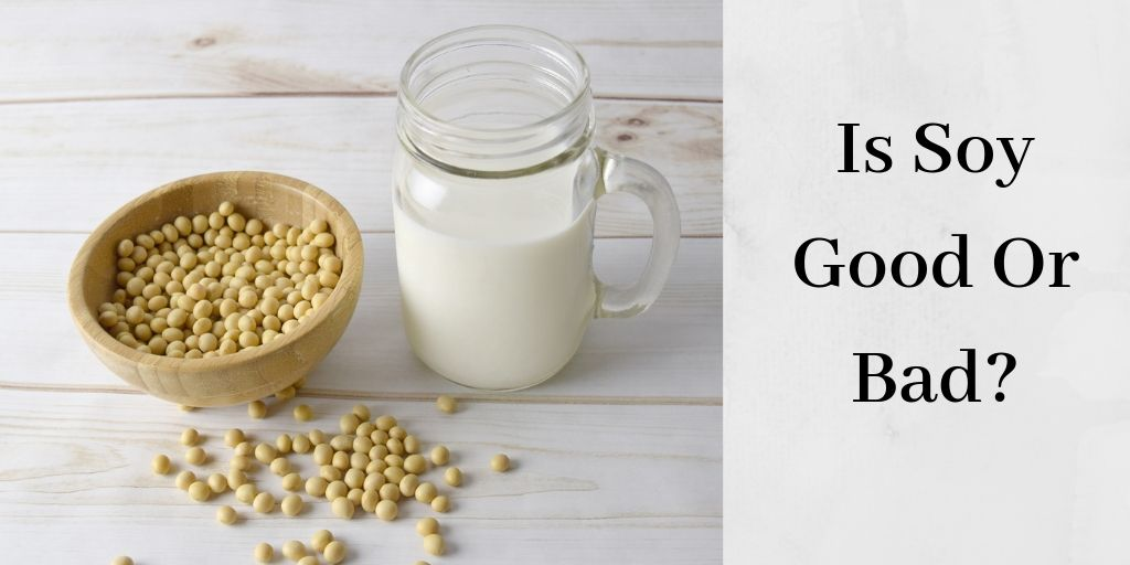 Is Soy Good Or Bad - Soybeans And Soymilk