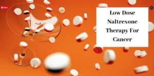 Low Does Naltrexone Therapy - White Pills