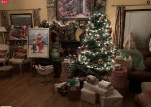 Moving on After Divorce - Knudson Home At Christmas Time