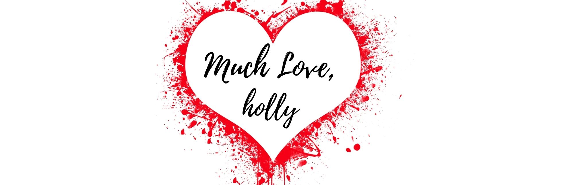 Relationships and Health - Holly Roylance Signature