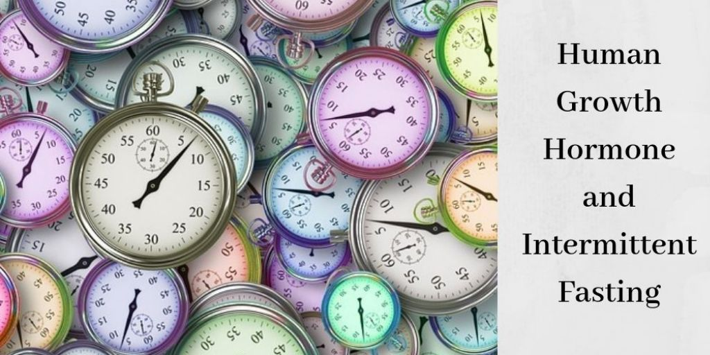 Human Growth Hormone And Intermittent Fasting- Colorful Clocks