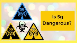 Is 5G More Dangerous Than 4G - 5G Icons