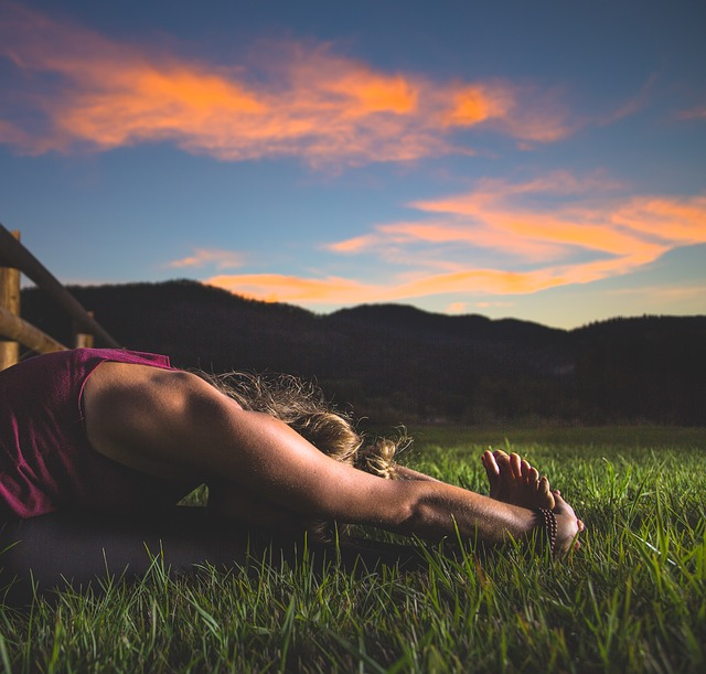 Facts About Magnesium - Person Stretching