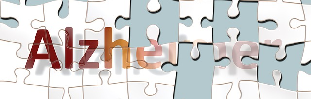 alzheimers' in puzzle pieces